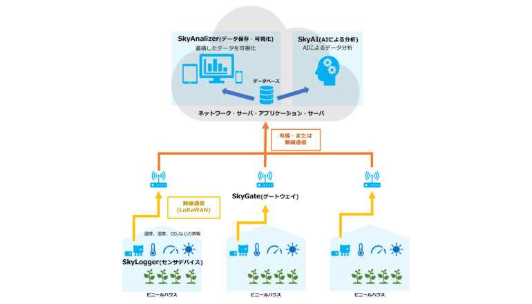 IoTとAI技術を活用した農業IoTシステムの開発に着手――福岡県で実証実験