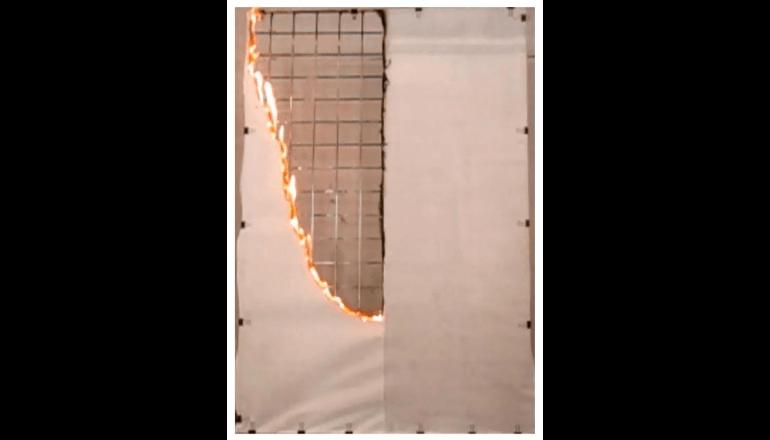 帝人ら3社、高い透明性と難燃性を両立する水性塗料を開発