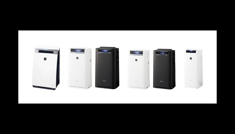 AIでより快適な空気環境を提供する空気清浄機――シャープ
