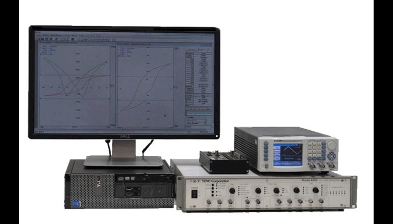 東陽テクニカ、強誘電体特性評価システムを刷新