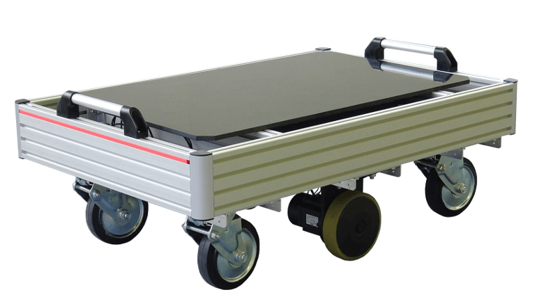 研究開発用移動台車プラットフォームを開発、ZMP