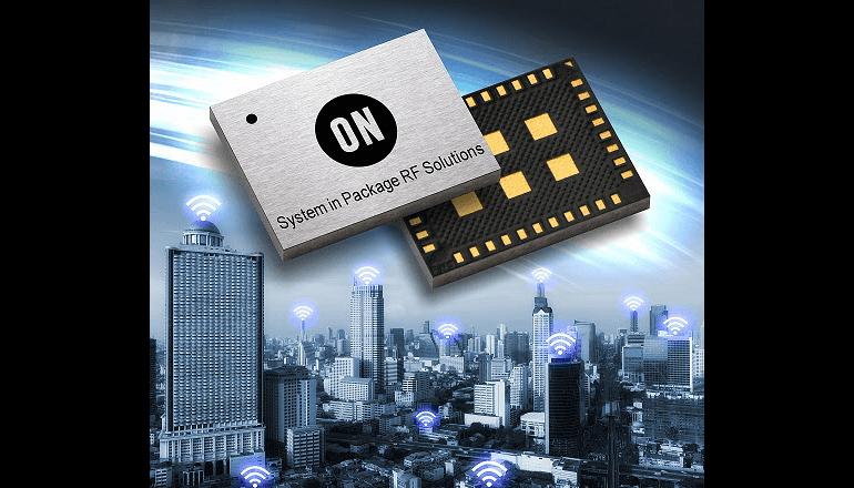オン・セミコンダクター、低消費電力を実現するSigfox認定RFシステムインパッケージを発表