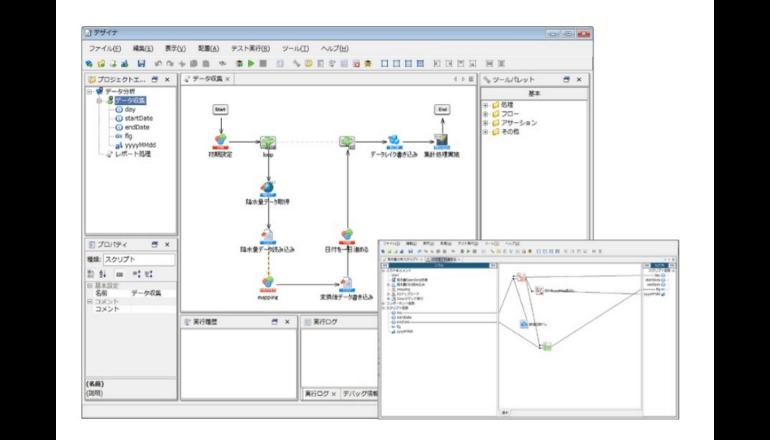 クラウドデータベースとのデータ連携機能を強化
