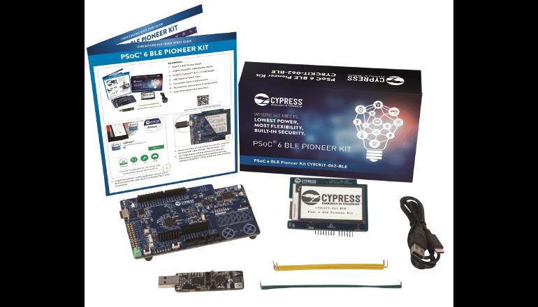 サイプレス、PSoC 6 MCUの統合設計環境ツールを発表