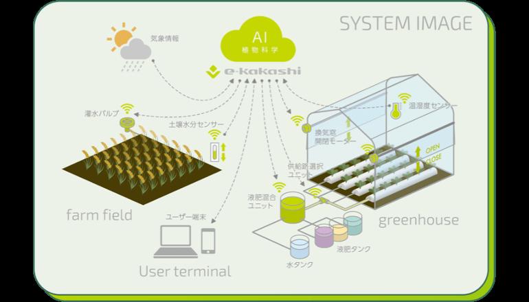 AI×IoT×自動化技術で農業を未来産業へ