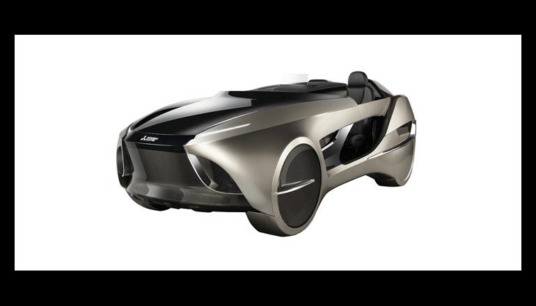 ARを利用して安心・安全な運転を支援、三菱電機