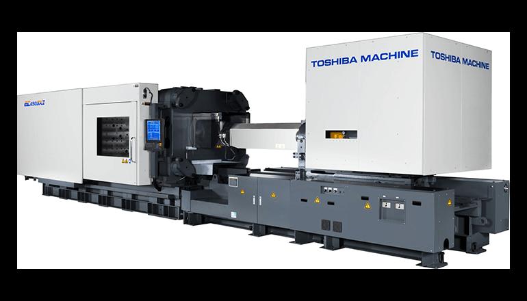 東芝機械、電動式射出成形機の最新機種を発表