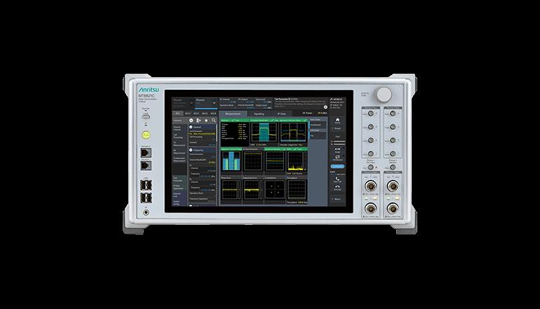 LTE Cat-M1/NB-IoT規格に準拠したRF送受信特性/スループット測定を実現