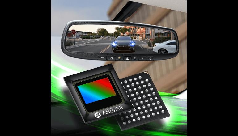 次世代の車載イメージセンサー製品群を発表