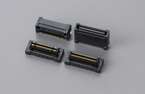 車載向け0.5mmピッチ基板対基板コネクタを販売、京セラ