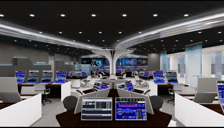 新設の先端ITセンターにて、ものづくりとサービス事業を高度化