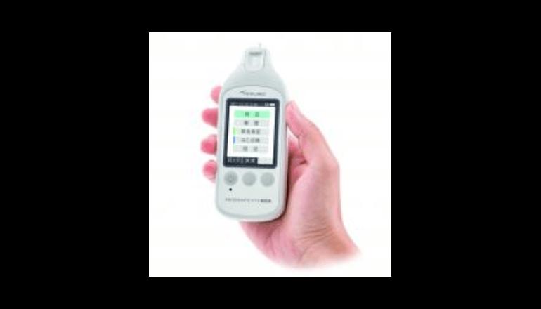 電子カルテに自動転送ができる血糖測定器