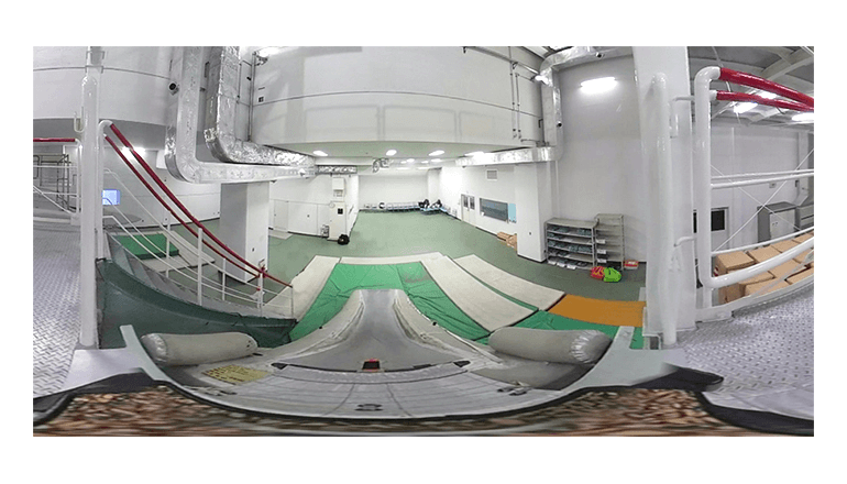 VR技術を活用した研修コンテンツの効果検証を実施