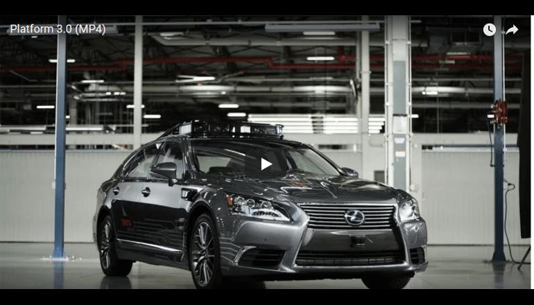 次世代の自動運転実験車をCESで公開、トヨタ米子会社