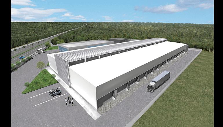 モジュール型データセンターを建設、IIJ