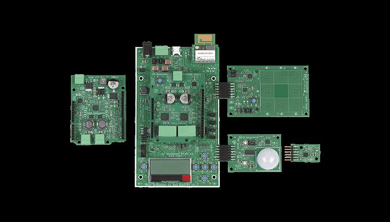 産業用IoT、スマートホームをより快適にするソリューション