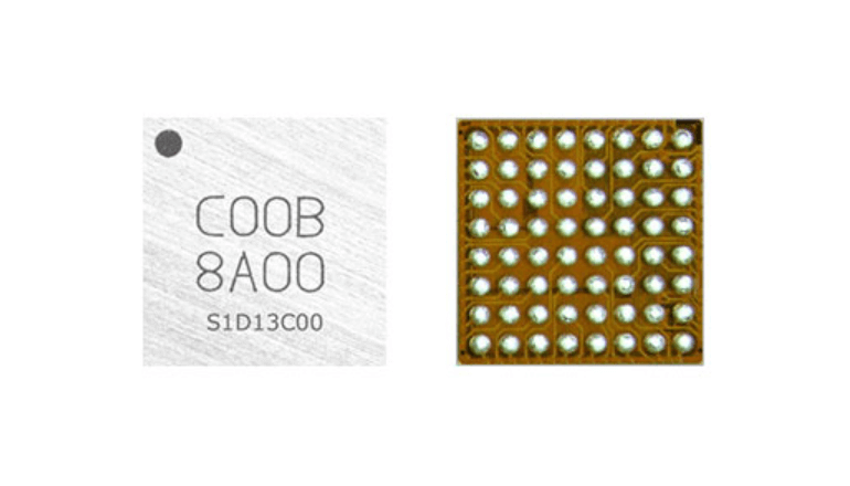ウェアラブル機器に最適なメモリーLCDコントローラー