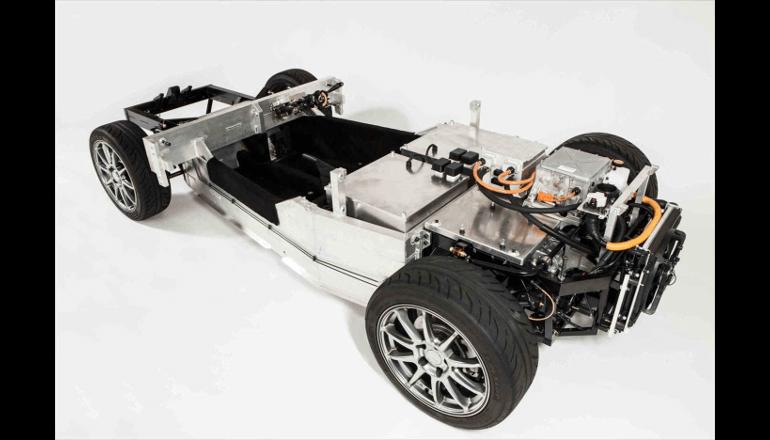 多車種の自動車に応用可能なプラットフォームを開発、GLM