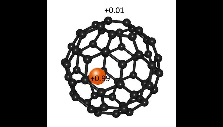 リチウム内包フラーレンの次世代有機半導体材料としての応用に道を拓く
