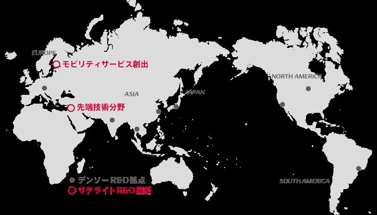 イスラエルにて、日本企業も先端技術を開発