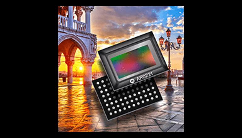 産業用途向け高感度CMOSセンサーを発表