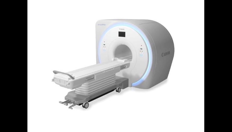 1.5テスラMRI装置を国内提供、キヤノンメディカルシステムズ