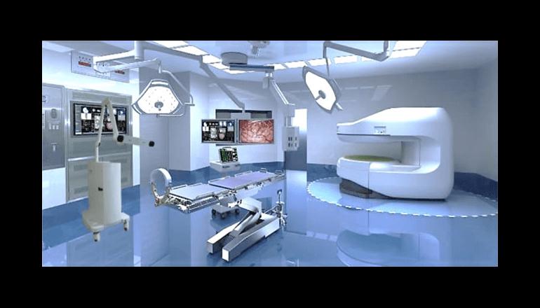 複合現実で手術室を構築する
