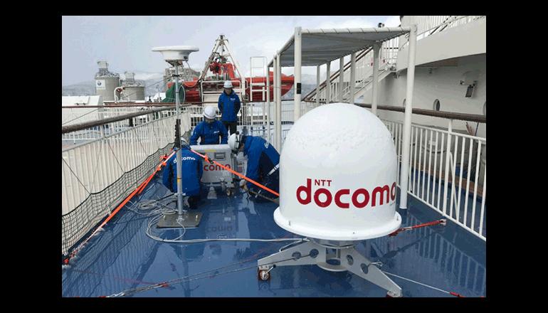 ドコモ、新日本海フェリーとの相互協力で災害時の協力体制を強化