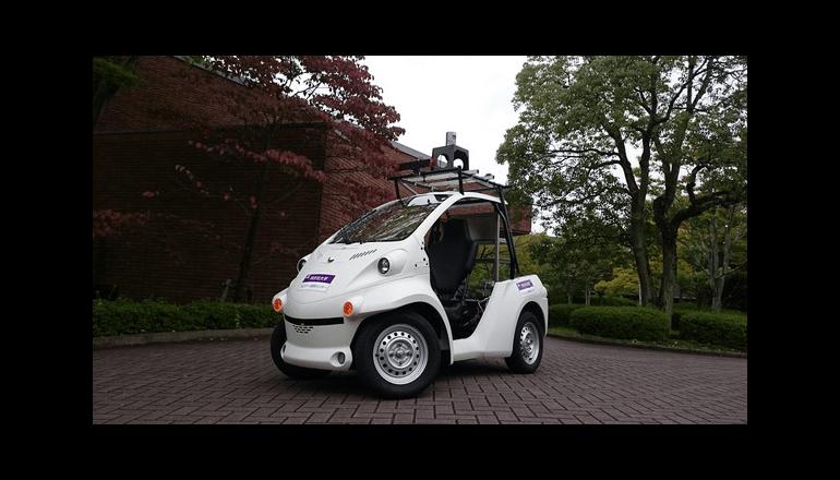 同志社大学、自動運転技術の研究・開発にZMP製品を活用