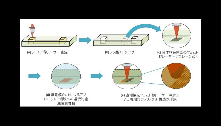 微量有害物質の高感度なリアルタイム検出するセンサーを開発