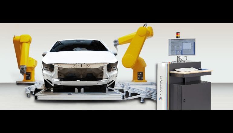 自動車ドア開閉耐久試験ロボットを販売開始