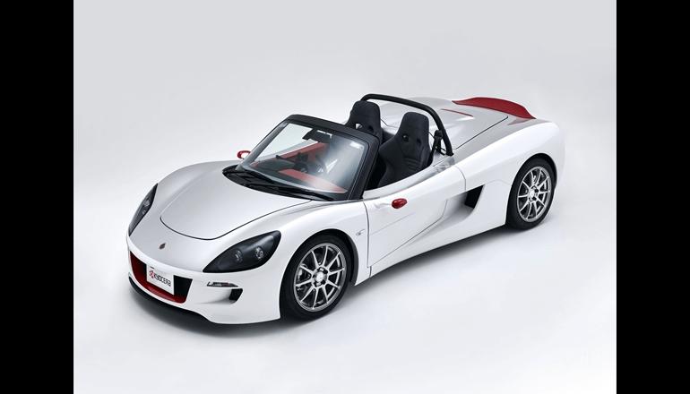 京セラの技術をEVに搭載したコンセプトカーを開発、GLM