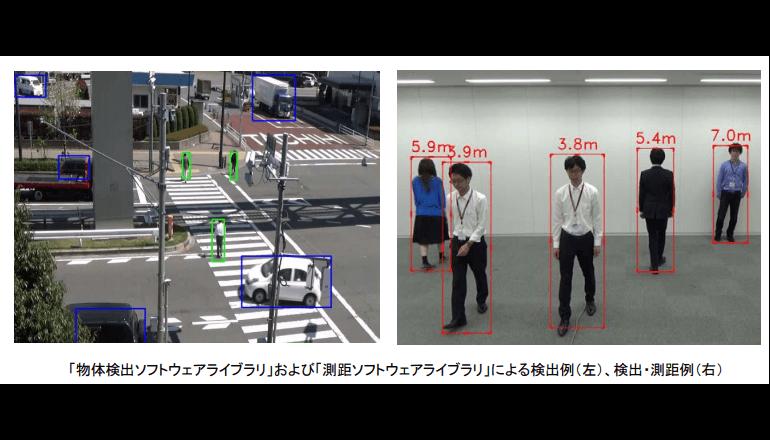 画像のディープラーニングにて、物体検出と距離測定をリアルタイムに