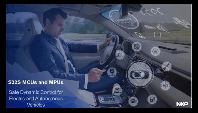 次世代EV・自動運転車両に適したマイコン、ハイパーバイザも