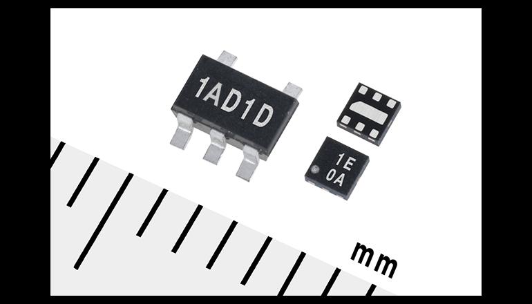 IoT機器向け低消費電力な電源ICを発売