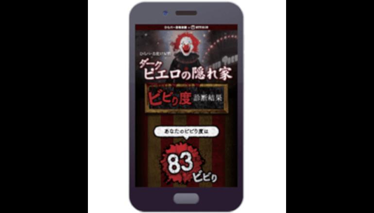 ひらパーお化け屋敷にARを活用した技術協力、NTT西日本