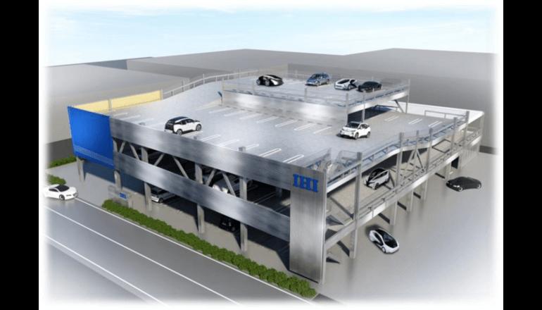 自走式駐車設備向け自動運転・自動駐車に関する共同研究