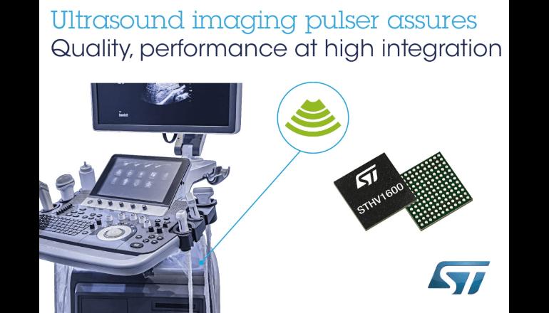 医療・産業用の超音波装置向けパルサーICを発表