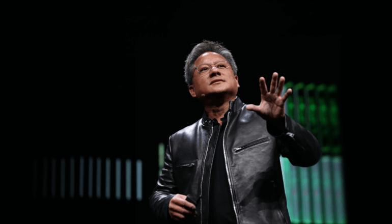 NVIDIAのCEOが先進技術の新機能を発表