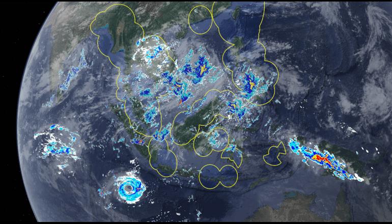 全世界の雨をみるAIプロジェクト、まずは東南アジアの減災へ