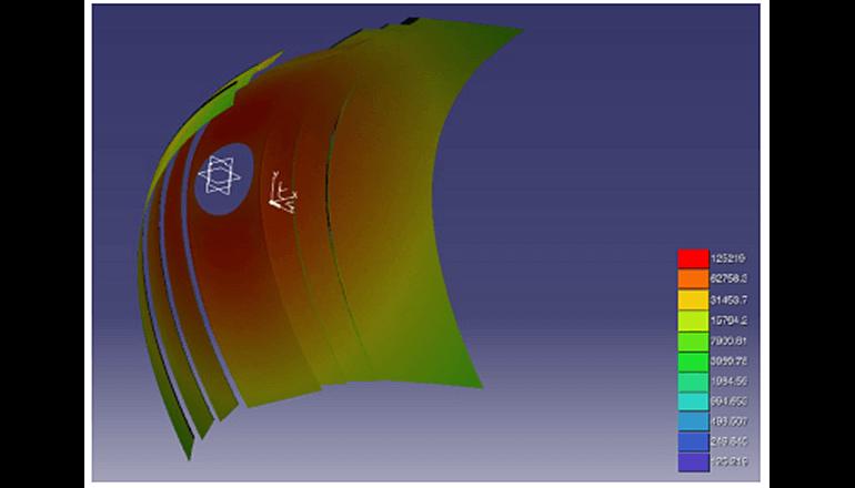 自動車用照明設計ソフトウェアの新版を発表、サイバネット