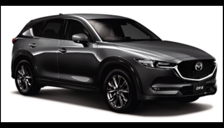 新しい車両運動制御技術をマツダ「CX-5」に適用