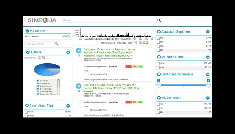 新薬の開発期間短縮を支援する高度な検索エンジンを国内提供開始、CTC