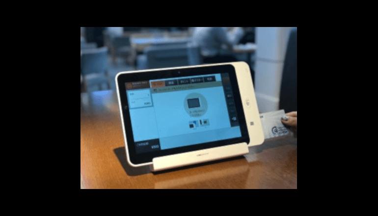 モバイルPOSでマルチ決済、凸版印刷