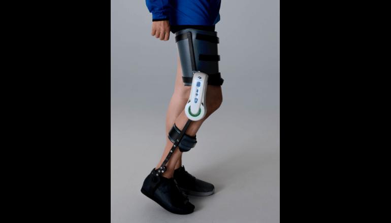 より負荷の少ない歩行を可能にするリハビリ向け歩行練習デバイス
