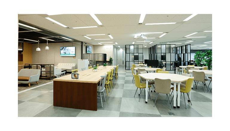 多くの笑顔につながり笑って働ける職場ラボ、東京都内にオープン