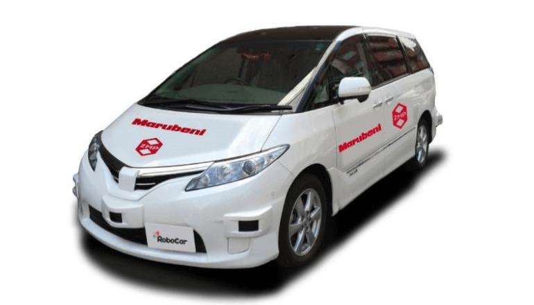 丸紅とZMP、自動走行運転サービスの事業化を目指し合弁会社を設立