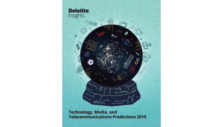 デロイトがテクノロジー・メディア・通信業界のグローバルトレンドを予測