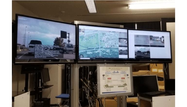 路面状態を自動検知する、AI道路管理支援システムが動き出す