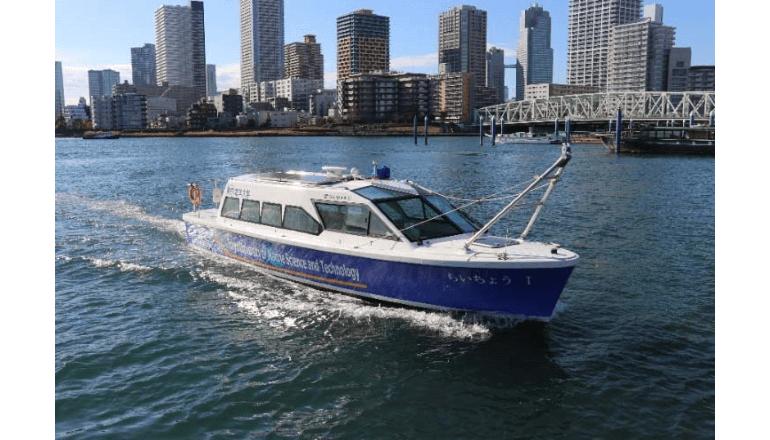 パイオニアと東京海洋大学、自動運行船の実用化に向けた共同研究